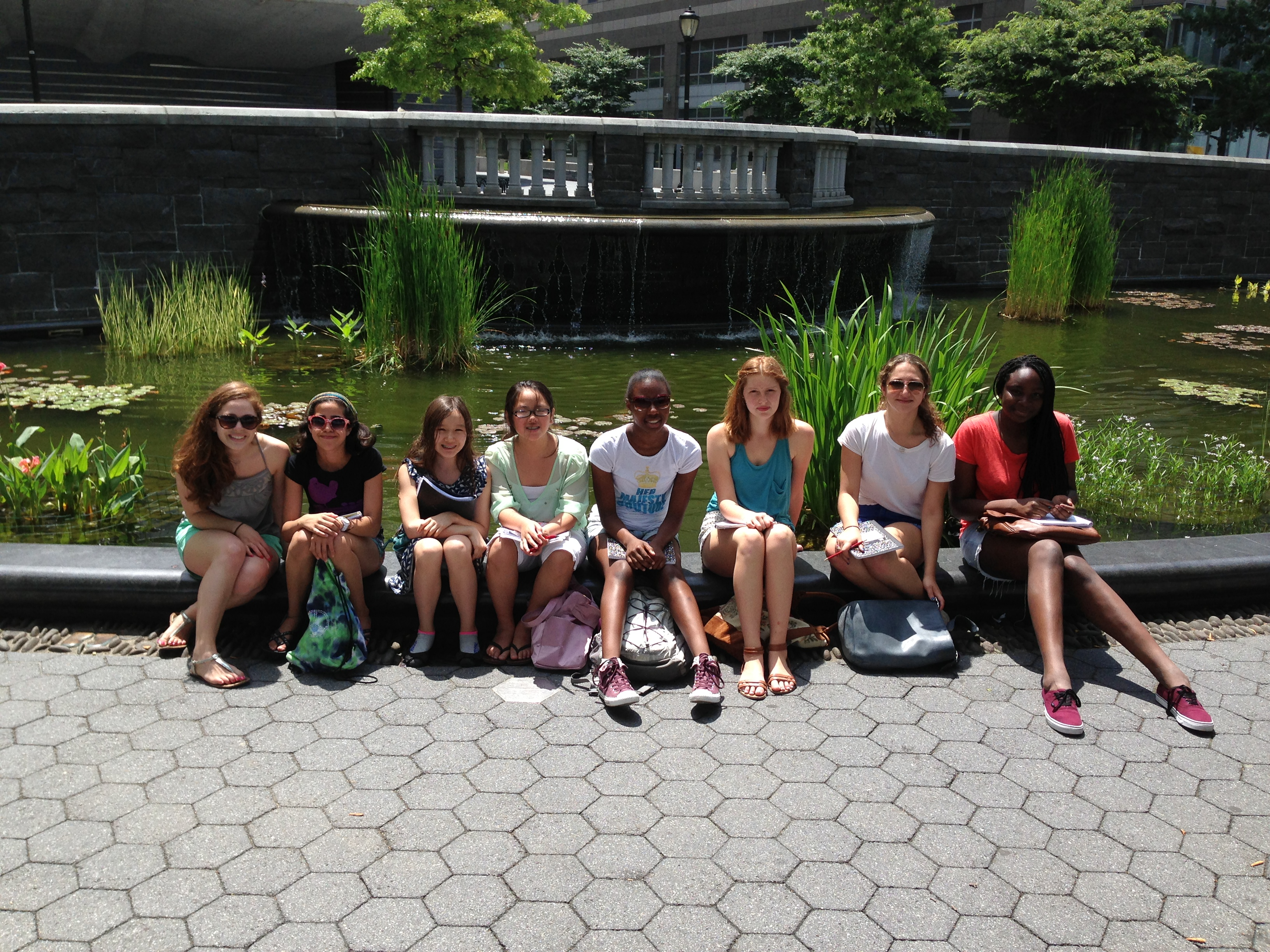 creative writing summer camps in new york Each camp gives attendees the opportunity to be part of a creative team and   with developing ideas and writing scripts through production and editing   international film institute of new york - five week summer intensive.